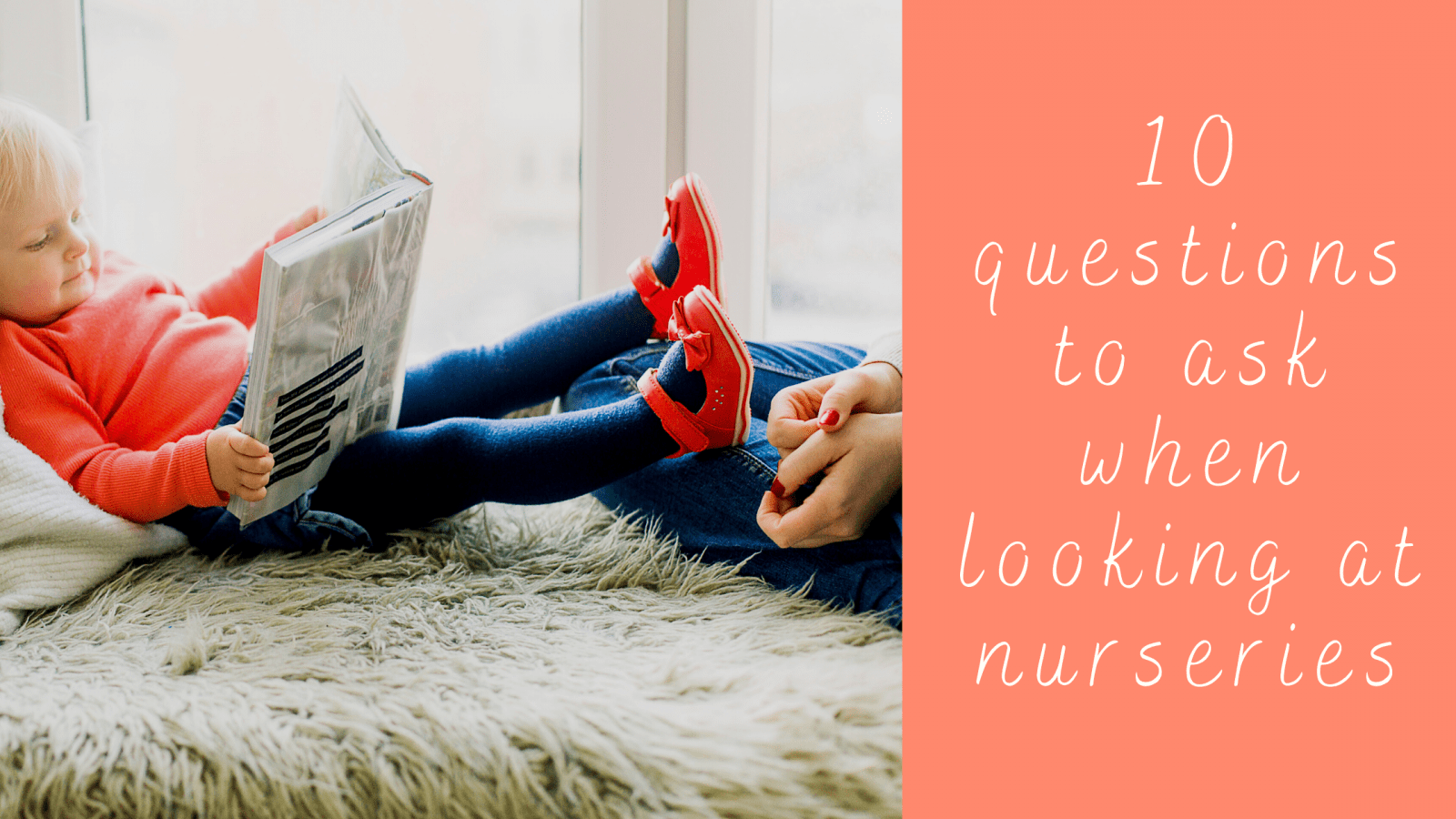 10 questions for nurseries